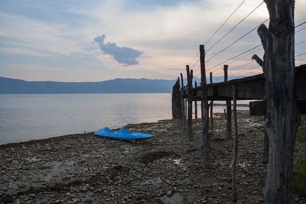 14.9. Das Lake Shkodra Resort liegt wunderschön am Shkodra See/Liqen i Shkodrës.