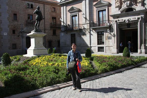 24.09. Barrio de los Austrias: Plaza de la Villa