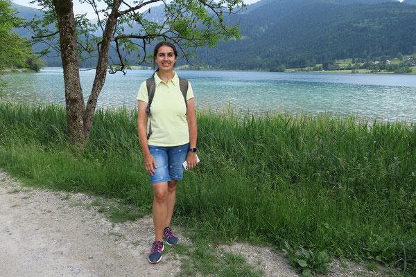 Spaziergang vom Ronacherfels nach Neusach.