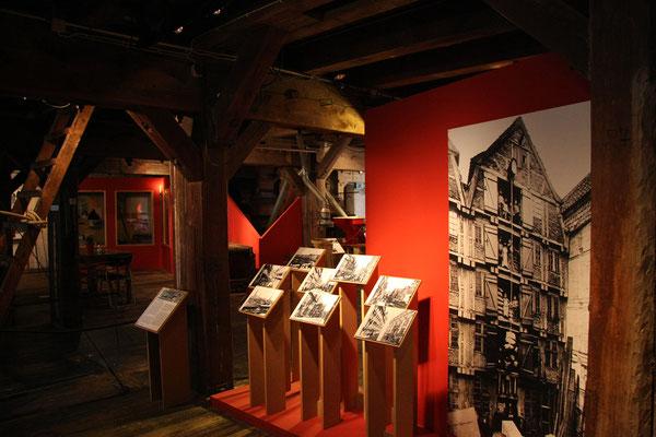 23.07. Wir besuchen das Speicherstadtmuseum und lernen viel Neues über diesen Teil der Stadt.