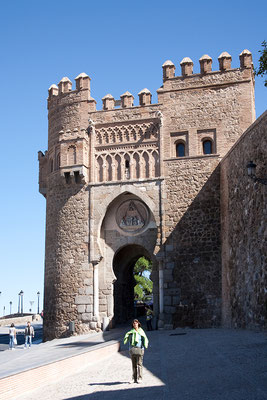 26.09. Toledo: Purta del Sol