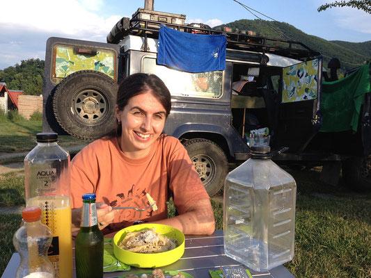 11.06. Camping Ananas, Cisnădioara