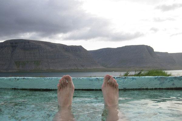 7.8. Westfjorde - Tálknafjörður