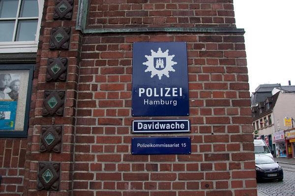 25.07. St. Pauli: Davidwache