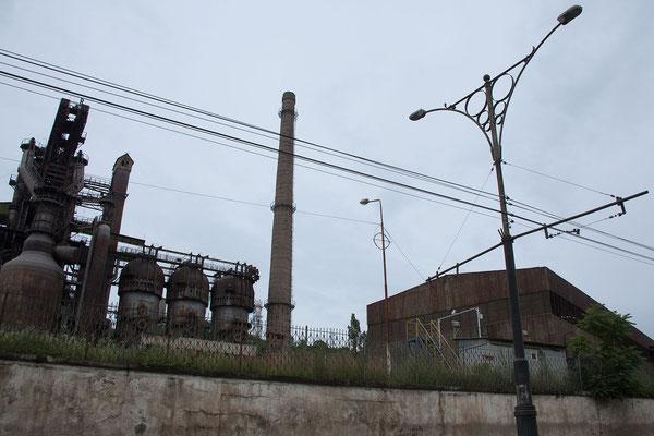 12.6. Das jahrzehntelang als rumänischer Paradebetrieb geführte Stahlwerk  Reșiţa (gegründet 1771) befindet sich seit 2008 im alleinigen Besitz der TMK Europe GmbH Düsseldorf, einer Tochtergesellschaft der Russischen TMK.
