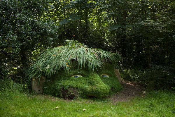 10.09. Die Lost Gardens of Heligan werden als Gartenrestaurierung des Jahrhunderts gefeiert.