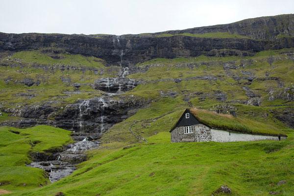 29.7. Färöer Inseln - Streymoy - Saksun