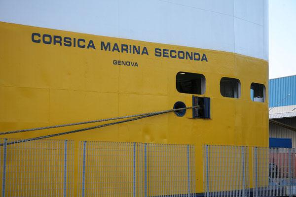 21.5. Livorno: Corsica Marina Seconda