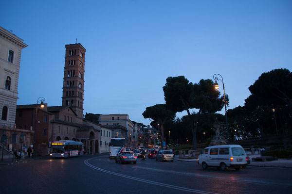 22.05. Santa Maria in Cosmedin