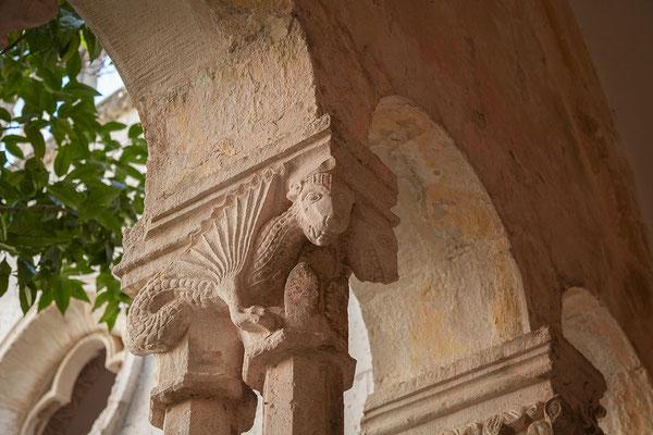 21.09. Dubrovnik - Franziskanerkloster mit spätromanischem Kreuzgang