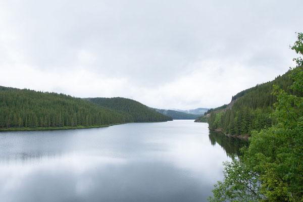 14.6. Transalpina - Lacul Oașa