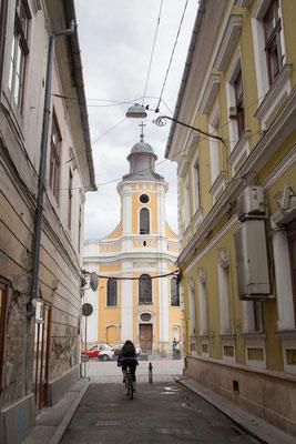 15.6. Cluj - Biserica Greco-Catolică