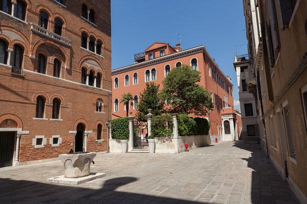 01.07. Bei Sant'Angelo steigen wir wieder in ein Vaporetto und fahren bis Giardini.
