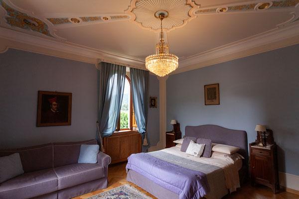 08.06. Wir übernachten im B & B Villa Parri bei Pistoia