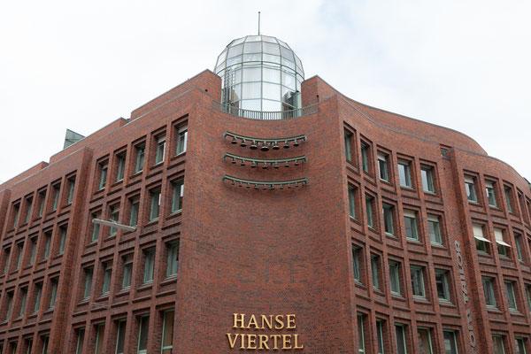 23.06. Jetzt steht Shopping in Hamburgs schönen Einkaufspassagen auf dem Programm.