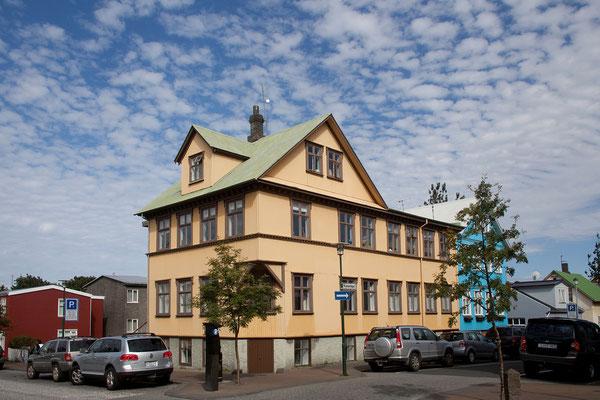 12.8. Reykjavík