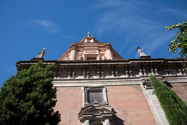24.09. Barrio de los Austrias: Iglesia de San Andrés