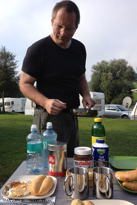 Mühlen - Camping am Badesee