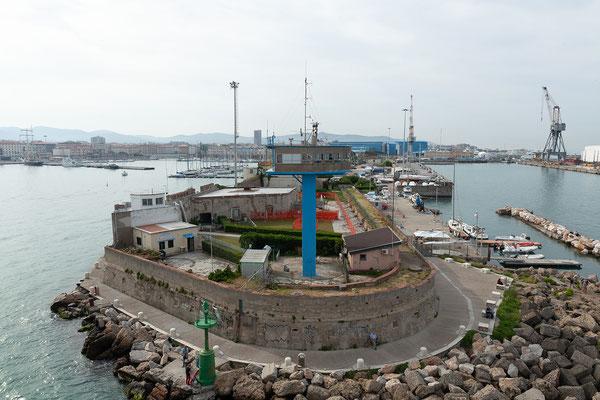 27.05. Hafen von Livorno