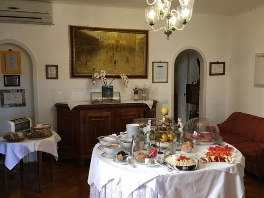 01.07. Frühstücksraum Ca' Angeli