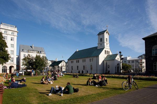 13.8. Reykjavík - Austrurvöllur