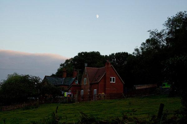 14.09. Die letzen zwei Übernachtungen auf der Insel verbringen wir auf der Acres Down Farm bei Lyndhurst im New Forest.