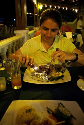 Abendessen im Patagonia - ein kulinarisches Highlight!