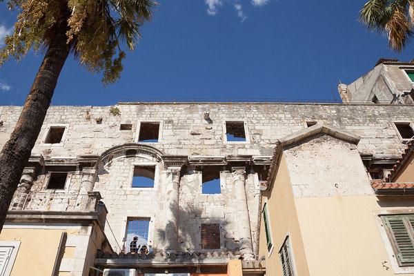 22.09. Wir erreichen die zweitgrößte Stadt Kroatiens: Split
