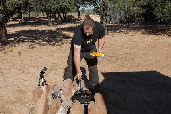16.05. Kalahari Bush Breaks - Ein letzter Potije