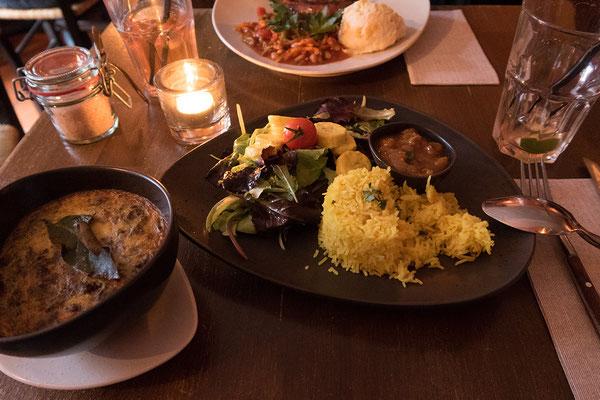 """17.06. Restaurant """"Savanna"""" in München"""