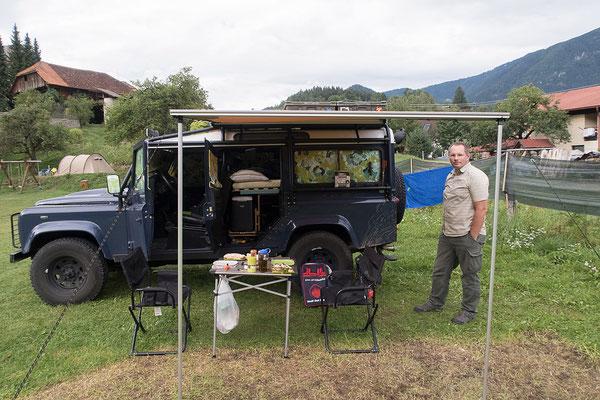 12.08. Camp Loka, Ljubno