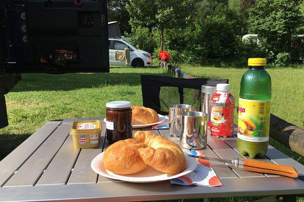 18.06. Camping Thalkirchen, München
