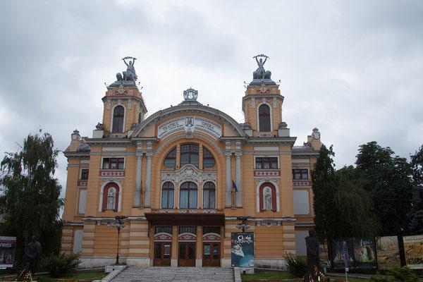 17.06. Cluj: Teatrul Național