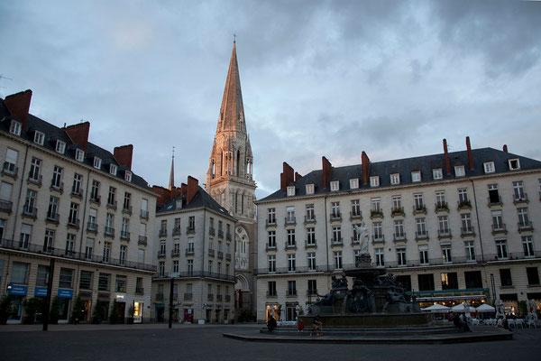 18.09. Plaçe Royale, Nantes
