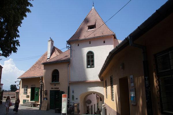 12.06. Sibiu, Turnul Scărilor (Sagturm)