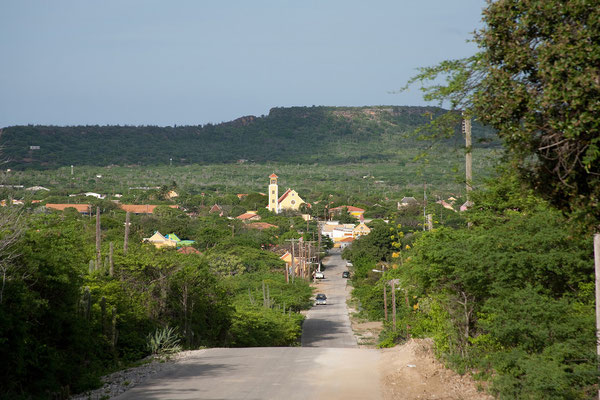 Rincón - die 2.grösste Ansiedlung auf Bonaire