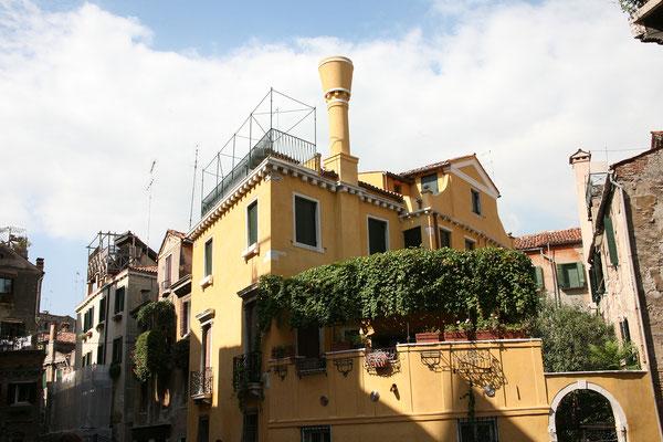 13.09. Wir spazieren zurück zum Ausgangspunkt und weiter Richtung San Marco.