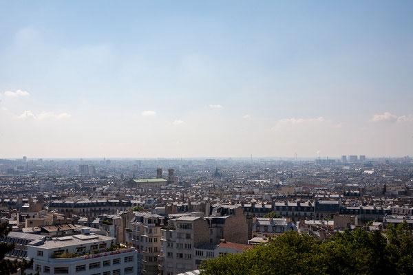 13.06. Montmartre: Paris liegt uns zu Füßen