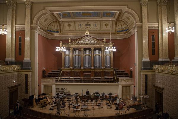 06.05. Rudolfinum: Konzert des Tschechischen Philharmonischen Orchesters mit Martin Grubinger
