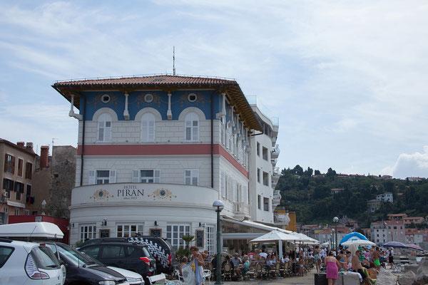 Piran, Hotel Piran