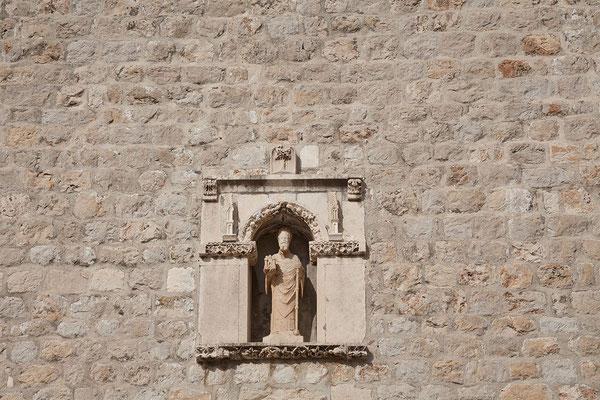 21.09. Dubrovnik - Hl. Blasius, Schutzpatron der Stadt