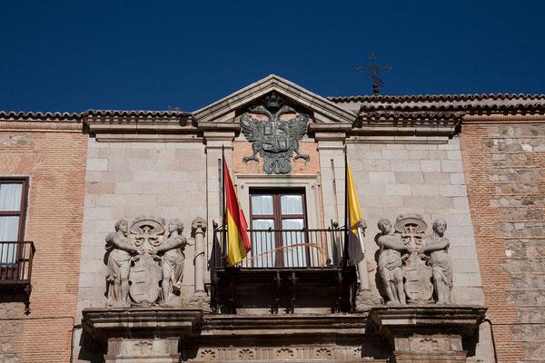 26.09. Toledo: Plaza del Ayuntamiento