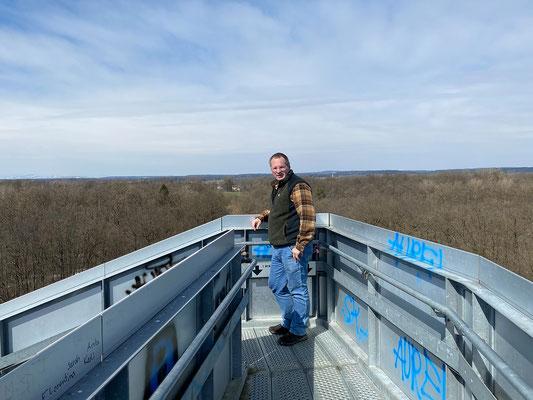Aussicht vom Murturm