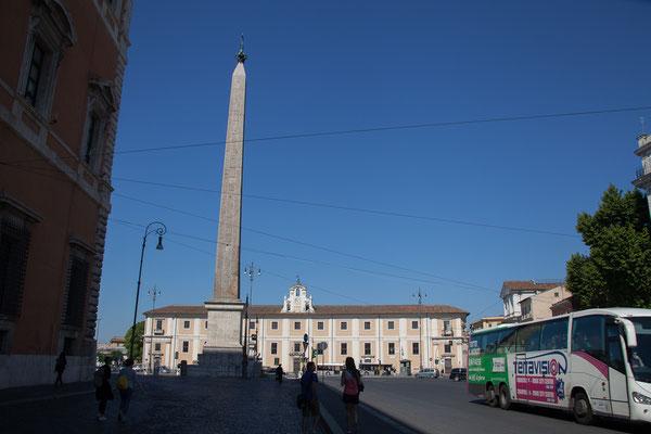 21.05. Piazza San Giovanni di Laterano