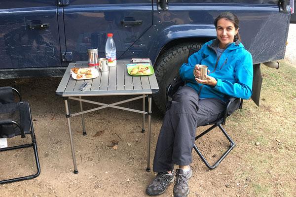 22.09. Wir frühstücken gemütlich in Mlini und machen uns dann auf den Weg Richtung Split.