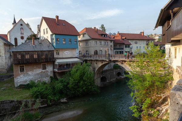 05.05. Škofja Loka: Kapuzinerbrücke