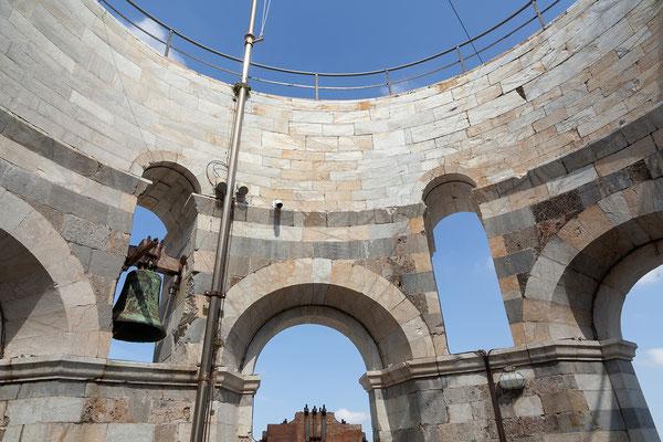 07.06. Pisa: am schiefen Turm