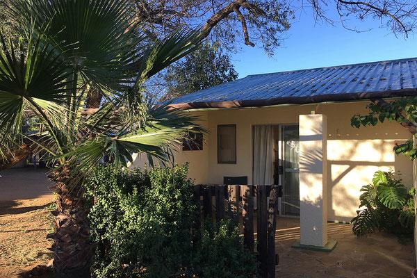 17.05. Letzte Unterkunft in Namibia: Etango Ranch Guest Farm