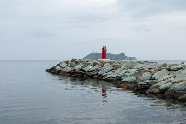 28.05. Barcaggio liegt an der Nordspitze des Cap Corse