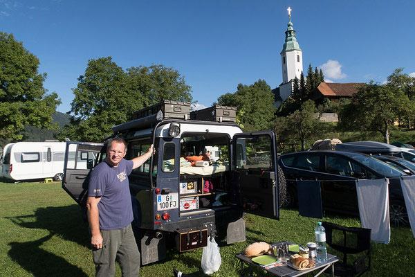 14.08. Camp Loka, Ljubno